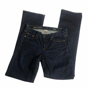 J Crew Bootcut Blue Jeans Size 26